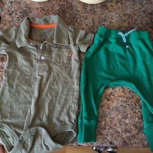 6-12 boys outfit